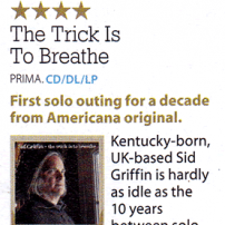 Mojo Magazine  The Trick Is To Breathe Review