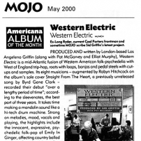 Western Electric Review - Mojo, May 2000