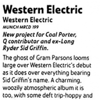 Western Electric Review - Q, June 2000
