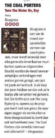 Benelux Revolver May 2009