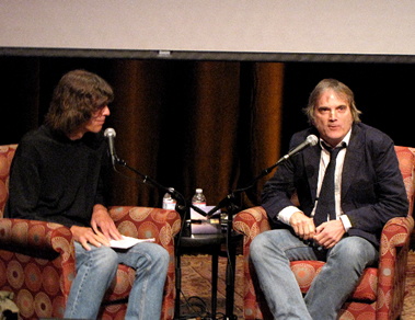 A chat with Rolling Stone writer David Fricke on Sept. 11, 2010.