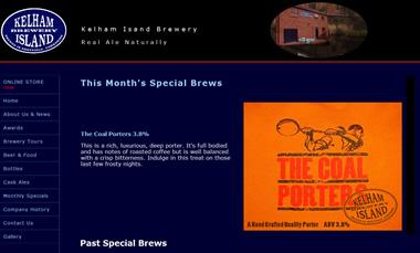 Kelham Island Brewerys The Coal Porters Porter