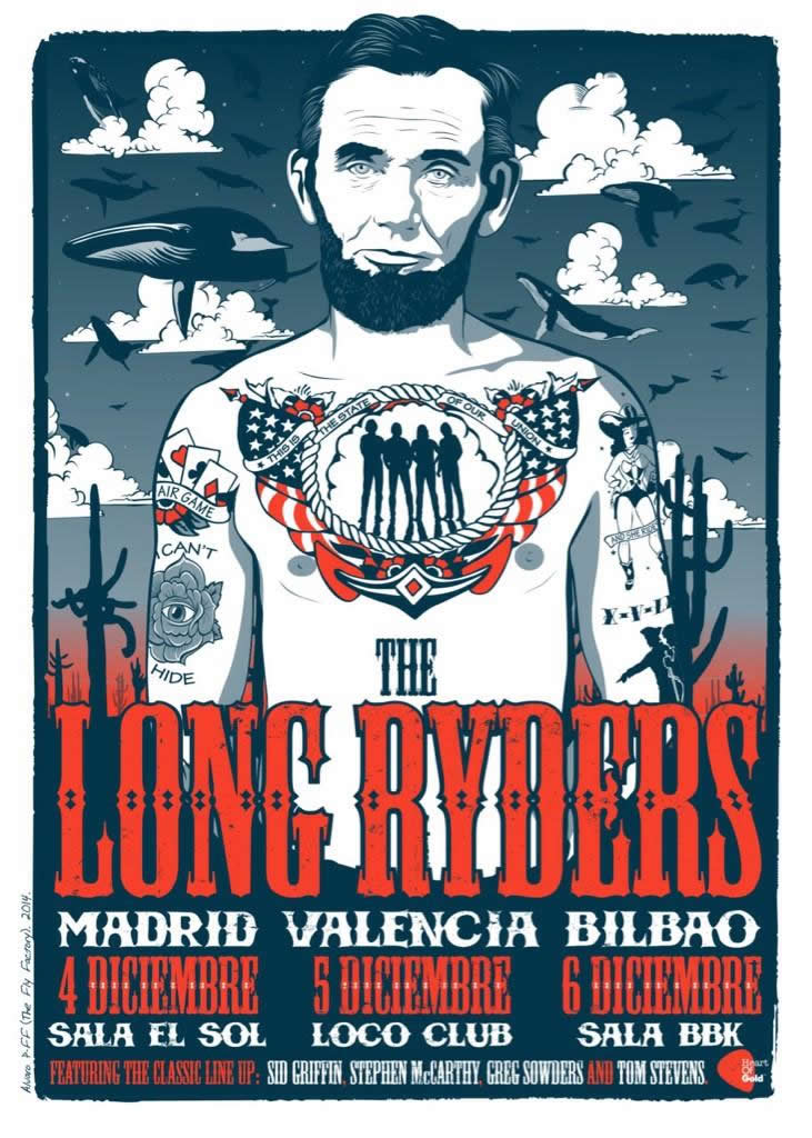 The Long Ryders Tour