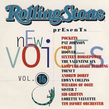 Rolling Stone presents New Voices Vol. 15