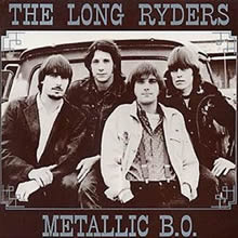 SID001 - Metallic B.O. - The Long Ryders