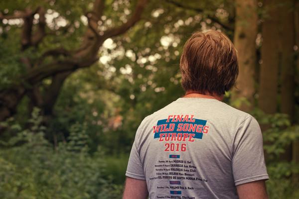 The Long Ryders 2016 Tour T-Shirt