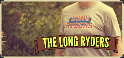 Long Ryders Tour T-shirt