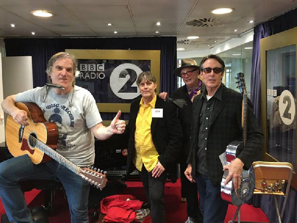 The Long Ryders at the BBC