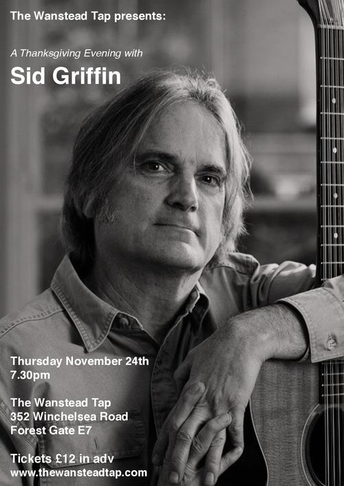 sid-griffin-solo-london-thanksgiving