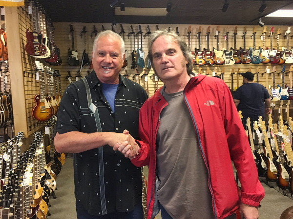 Norm of Norman's Rare Guitars