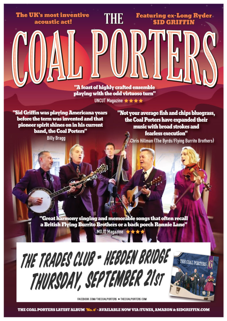 The Coal Porters - Hebden Bridge