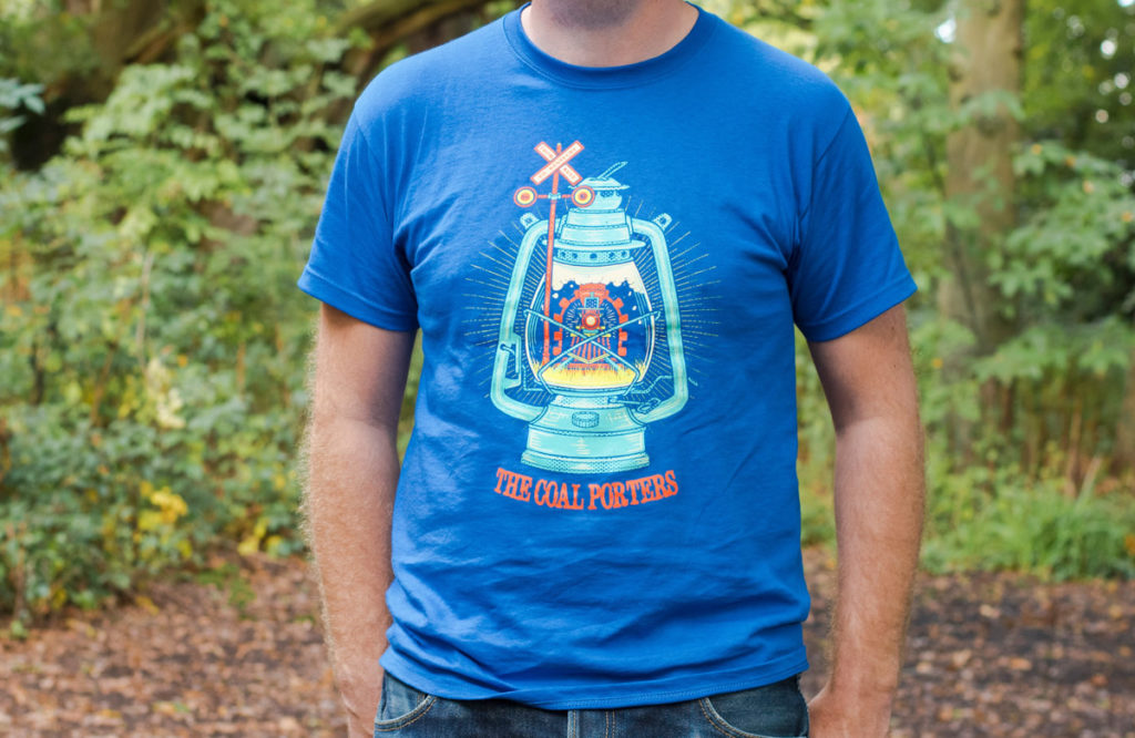 The Coal Porters - Tshirt
