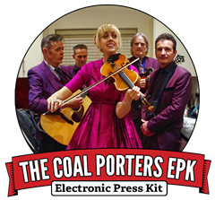 The Coal Porters Electonic Press Kit